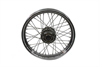 19 Inch 40 Spoke Wheels