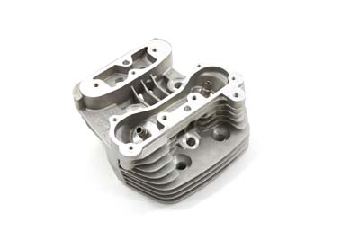 V-Twin 10-0050 - OE Evolution Silver Front Cylinder Head