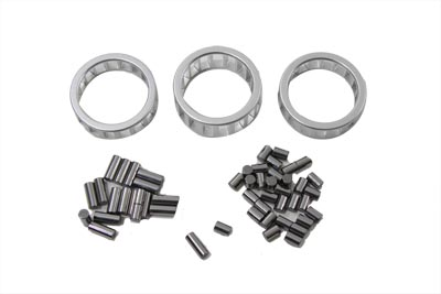 V-Twin 10-0140 - Connecting Rod Roller Bearing Set with Cages