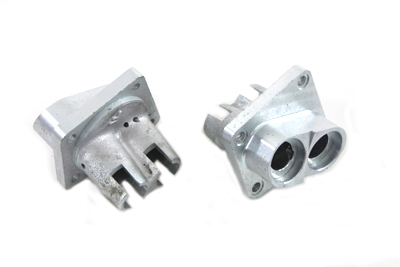 V-Twin 10-0988 - Replica Zinc Plated Tappet Block Set