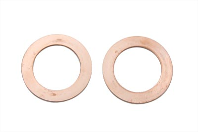 V-Twin 10-1149 - Flywheel Crank Pin Thrust Washers .005 Bronze