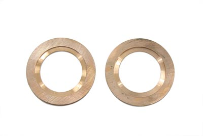 V-Twin 10-1273 - Flywheel Crank Pin Thrust Washer Set .073 Bronz
