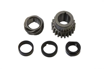 SIFTON PINION GEAR SET WITH 12-1539 VTWIN 10-2585