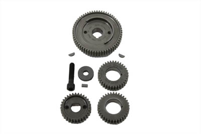 S&S GEAR DRIVE CAMSHAFT KIT, 510G VTWIN 10-5160