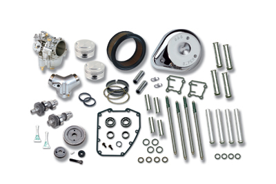 V-Twin 11-0027 - Twin Cam Hot Setup Kit
