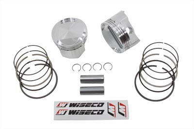 V-Twin 11-0156 - Piston Kit .045 Oversize