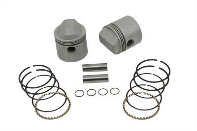 V-Twin 11-0213 - Replica 1000cc Piston Set .050 Oversize
