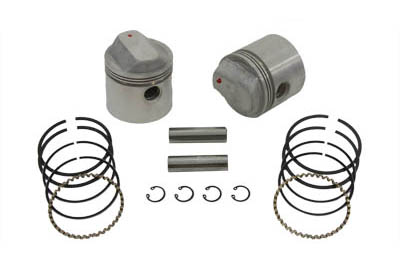 V-Twin 11-0300 - 1000cc Piston Set Standard Size