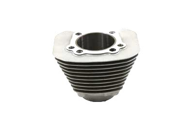 V-Twin 11-0334 - Replica 1200cc Silver Finish Cylinder