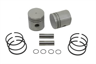 V-Twin 11-0437 - Piston Kit .070 Oversize