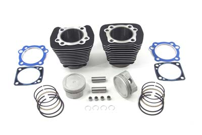 V-Twin 11-0595 - 1200cc Cylinder and Piston Conversion Kit Black