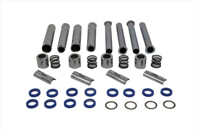 V-Twin 11-0904 - Pushrod Cover Kit