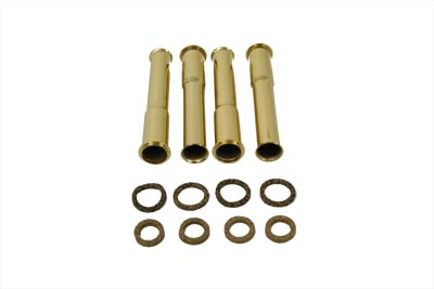 V-Twin 11-0918 - Lower Pushrod Cover Kit