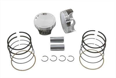 "V-Twin 11-1011 - 103"" Big Bore Wiseco Piston Kit"