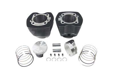 "V-Twin 11-1575 - 95"" Big Bore Twin Cam Cylinder and Piston Kit"