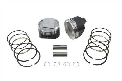 "V-Twin 11-1704 - 80"" Evolution Piston Kit .005"