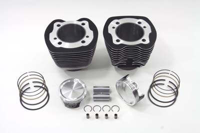 "V-Twin 11-1754 - 103"" Twin Cam Cylinder and Piston Kit"