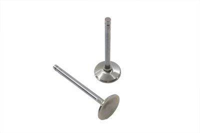 INTAKE VALVES, STAINLESS STEEL VTWIN 11-9080
