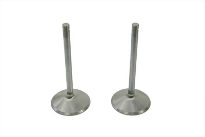 MANLEY INTAKE VALVE, STAINLESS STEEL VTWIN 11-9084