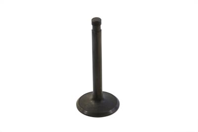 INTAKE VALVE, BLACK STAINLESS STEEL VTWIN 11-9659