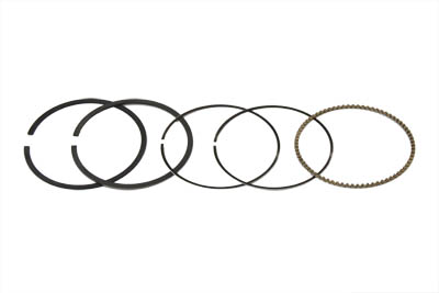 "WISECO PISTON RING, .080, 3-7/16"" BORE VTWIN 11-9760"