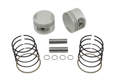 PISTON KIT, STANDARD VTWIN 11-9761