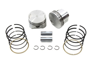 WISECO PISTON KIT, STANDARD 8:5:1 VTWIN 11-9830