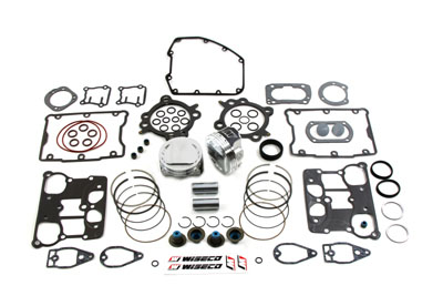 .020 WISECO PISTON KIT VTWIN 11-9921
