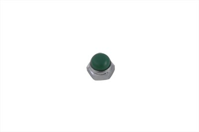 V-Twin 12-0405 - Rocker Arm Shaft Green End Caps