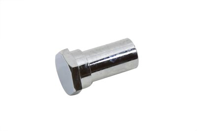 ENGINE SPROCKET NUT, CHROME VTWIN 12-1946