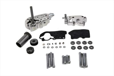 SIFTON OIL PUMP/BREATHER KIT VTWIN 12-9806