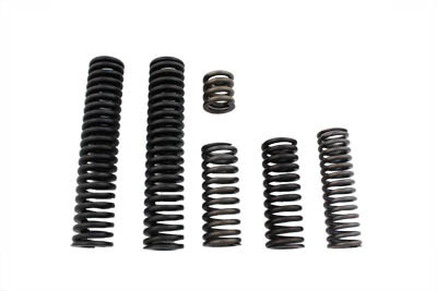 V-Twin 13-0214 - Seat Post Spring Set