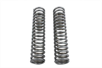 V-Twin 13-9200 - Chrome Lower Inner Springs