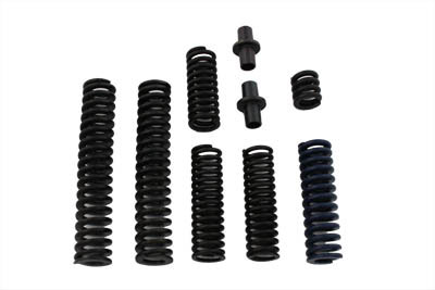 V-Twin 13-9253 - Heavy Duty Seat Post Spring Set