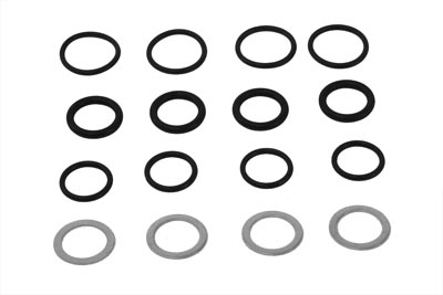 V-Twin 14-0951 - V-Twin Pushrod Cover Seal Kit