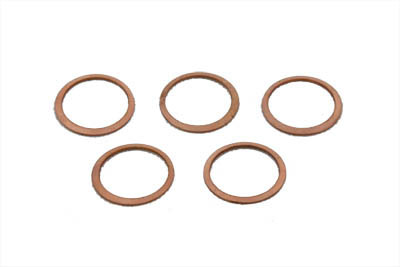 V-Twin 15-0192 - Copper Style Oil Fill Cap Gasket