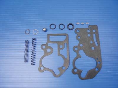 V-Twin 15-0361 - V-Twin Oil Pump Master Rebuild Gasket Kit