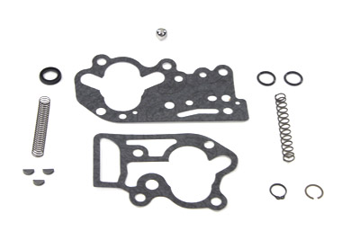 V-Twin 15-0364 - V-Twin Oil Pump Master Rebuild Gasket Kit