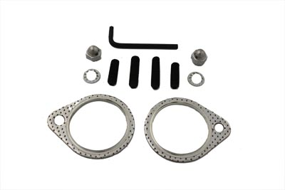 V-Twin 15-0615 - Exhaust Stud Nut and Gasket Kit