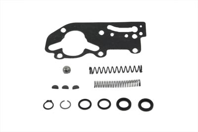 V-Twin 15-0710 - V-Twin Oil Pump Gasket Kit