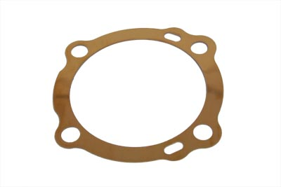 V-Twin 15-0974 - James Cylinder Head Gasket Copper