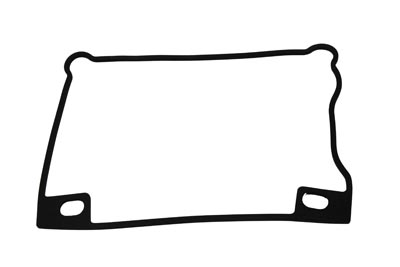V-Twin 15-0997 - James Lower Rocker Box Gasket
