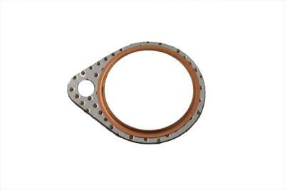 V-Twin 15-1074 - James Exhaust Metal Ring Gasket