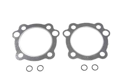 V-Twin 15-1219 - James Graphite Fire Ring Head Gasket