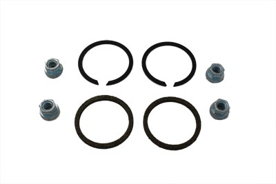 V-Twin 15-1274 - James Exhaust Port Gasket Kit