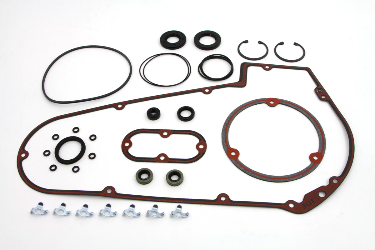 V-Twin 15-1335 - James Foamet Beaded Primary Cover Gasket Kit