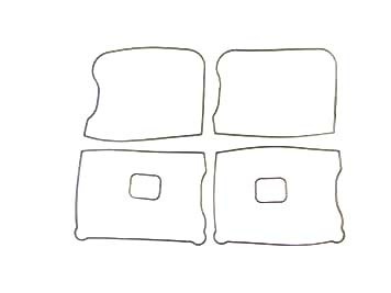 V-Twin 15-1377 - V-Twin Rocker Box Gasket Kit