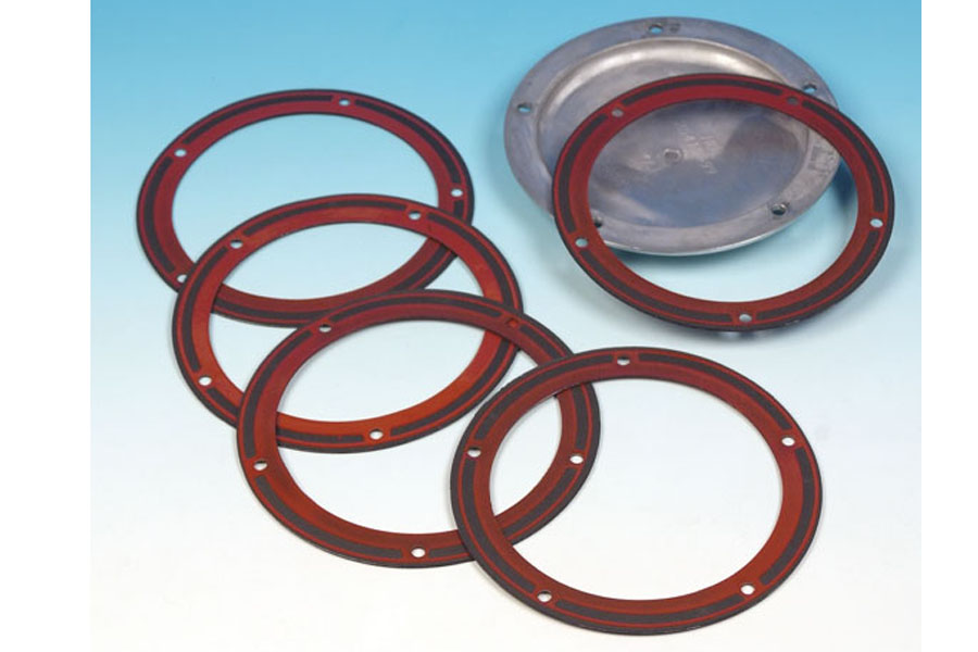 V-Twin 15-1422 - James Derby Cover Gasket
