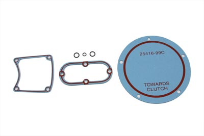 V-Twin 15-1507 - V-Twin Primary Service Gasket Kit