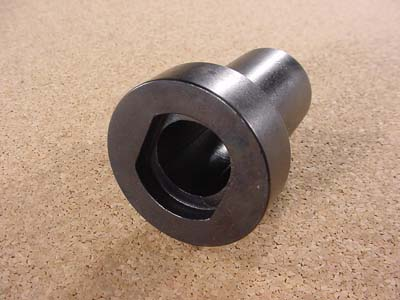 V-Twin 16-0141 - Gear Shaft Nut Socket Wrench Tool